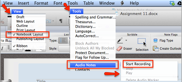 word-notes-audio